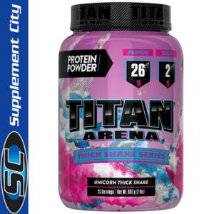 Titan Arena Thick Shake Series