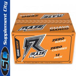 Repp Sports Raze Energy Drink RTD's