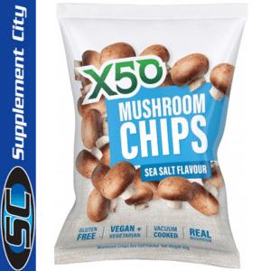 X50 Mushroom Chips