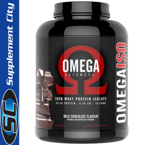 Omega Sciences Whey Protein Isolate