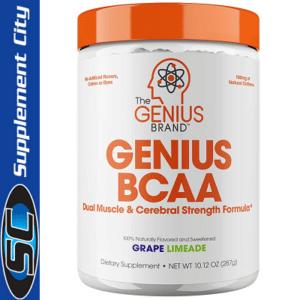 The Genius Brand Genius BCAA