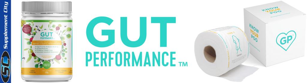 Gut Performance + Bonus Know Your Poo Toilet Paper