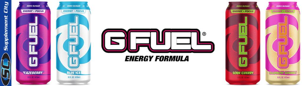 G Fuel RTD