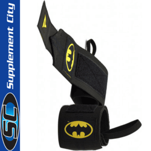 DC Comics Wrist Support Wraps With Thumb Loops