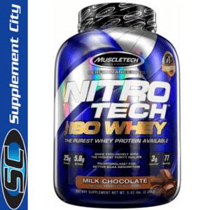 Muscletech Nitro Tech Iso