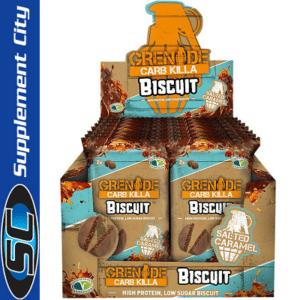 Grenade Carb Killa Biscuits