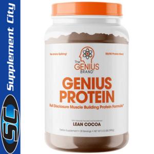 The Genius Brand Genius Protein
