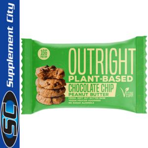 MTS Nutrition Outright Vegan Bar