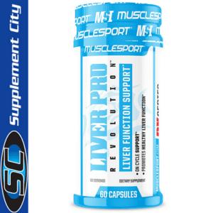 Musclesport Liver Pro Revolution