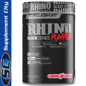 Musclesport Rhino Pumped