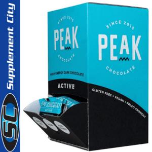 Peak Active Chocolate Bars