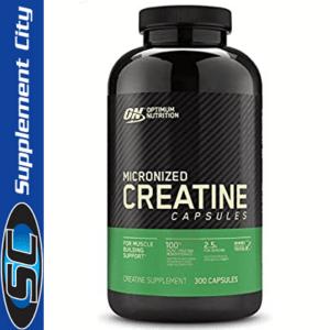 Optimum Nutrition Micronized Creatine Capsules