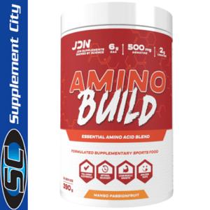 JD Nutraceuticals Amino Build