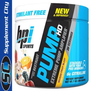 BPI Sports Pump HD