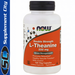 Now Double Strength L-Theanine
