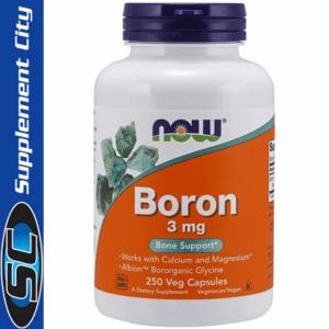 Now Boron