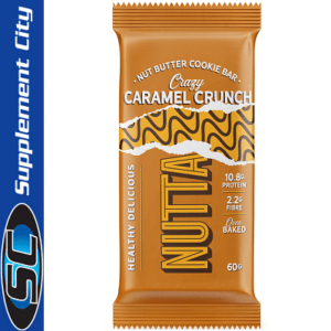 Nutta Nut Cookie Bar