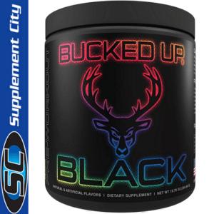DAS Labs Bucked Up Black