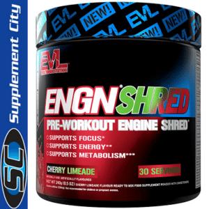 EVL Nutrition ENGN Shred